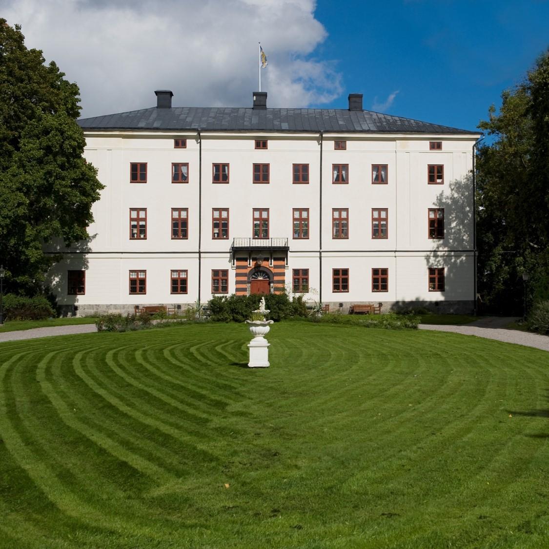 Husby Säteri slottet